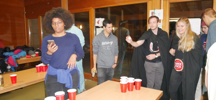 Les photos du Beerpong